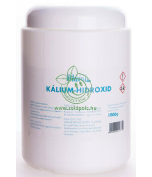 Kálium-hidroxid (1000g)