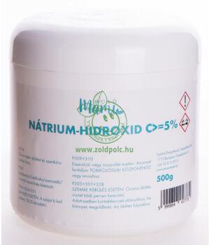 Nátrium-hidroxid (500g-pehely)
