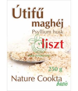 Útifű maghéj liszt, Nature Cookta 250g