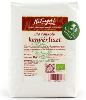 Tönköly kenyérliszt bio, Naturgold 1000g