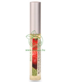 Biola málna lip plumper szájfény bio
