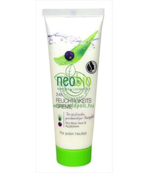 Neobio hidratáló krém aloe-acaibogyó