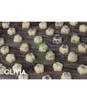 Kakaóvajas fürdőpraliné, Olivia (levendula)