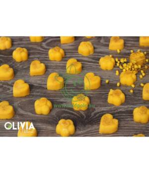 Kakaóvajas fürdőpraliné, Olivia (narancs)
