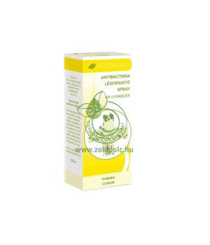 Légfrissítő spray Aromax (kubeba-citrom)