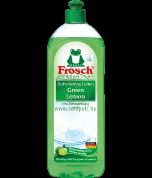 Frosch mosogatószer 750ml (zöldcitrom)