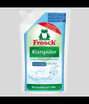 Frosch mosogatógép öblítő (750 ml)
