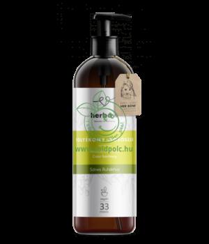 Herbow folyékony mosószer, színes ruhákhoz zöldteával