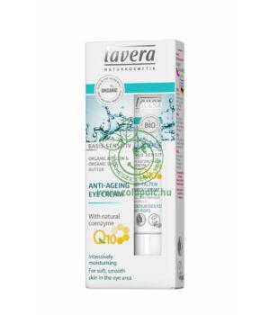 Lavera Basis Sensitive Q10 szemránckrém
