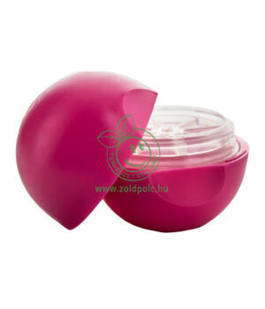 Tojás alakú szájfény tégely (rózsaszín, 7,4ml)
