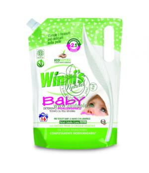 Winnis öko folyékony mosószer babaruhához