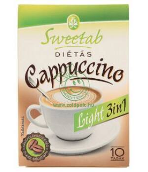 Sweetab diétás cappuccino
