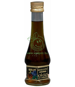 Szőlőmag olaj, Solio (200ml)