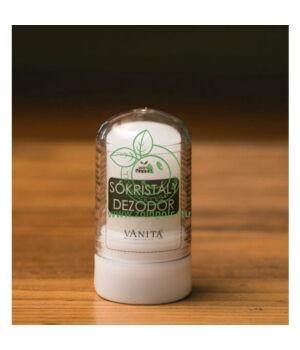 Vanita sókristály dezodor mini 60g