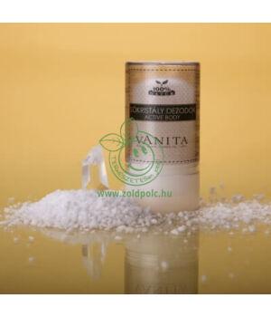 Vanita sókristály dezodor 120g
