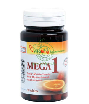 Mega1 multivitamin, Vitaking