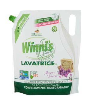 Winnis folyékony mosószer utántöltő (aleppo-verbéna, 1250ml)