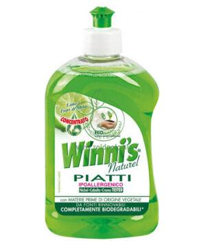 Winnis öko mosogatószer koncentrátum (lime,500ml)