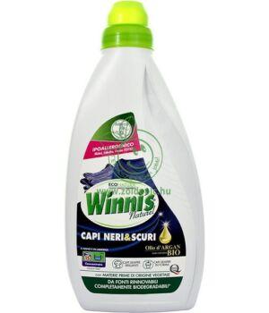 Winnis öko mosószer fekete és sötét ruhához (750 ml)