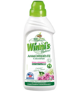 Winnis öko öblítő koncentrátum (750ml,Vanília virág)
