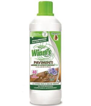 Winnis öko parketta tisztító és ápoló konc. 1l