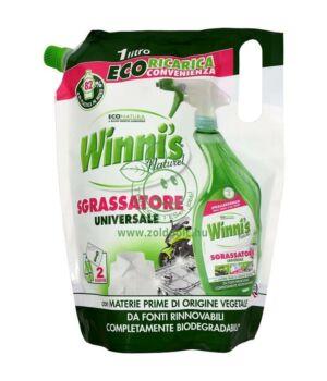 Winnis zsíroldószer utántöltő 1000ml