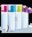 Vízszűrős palack, Brita Fill&Go Vital (lime)