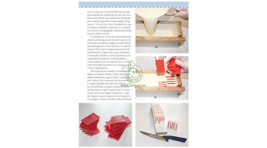 6ffe19b77860 Szappankészítés lépésről lépésre - öko és natúr termékek