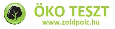 Öko teszt Zöldpolc logó