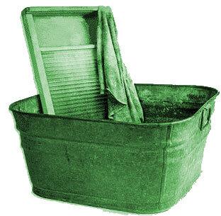 Környezetbarát mosás